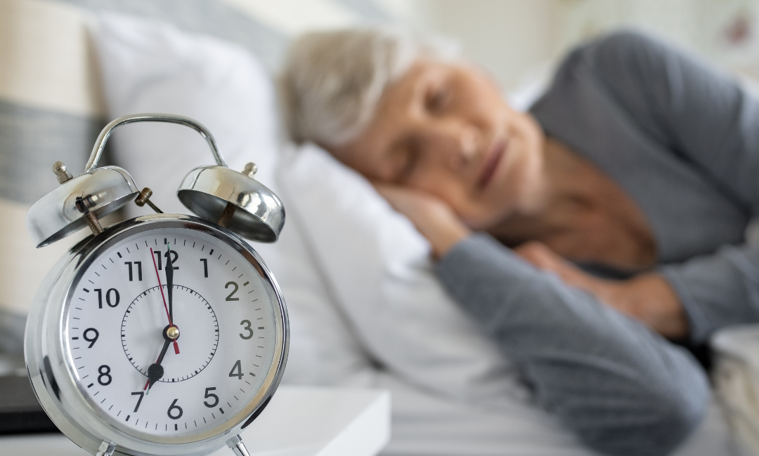 5 Amazing Tips For Sleeping In Your Senior Years