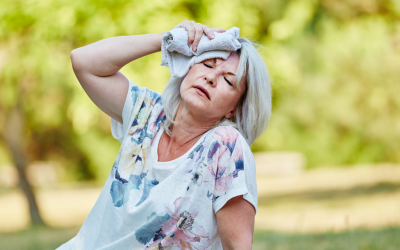 Heat Stress In Senior Citizens